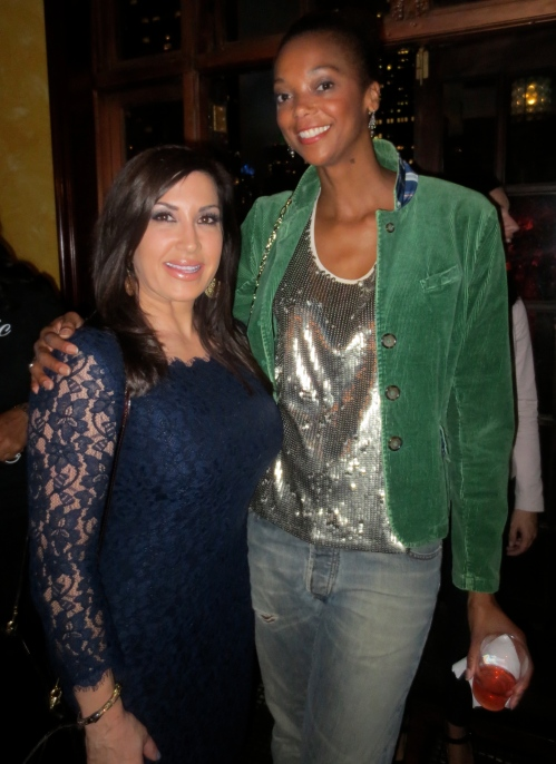 With New Jersey Housewife Jacqueline Laurita.