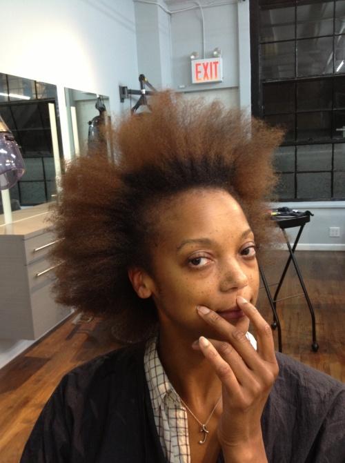 T hair 2